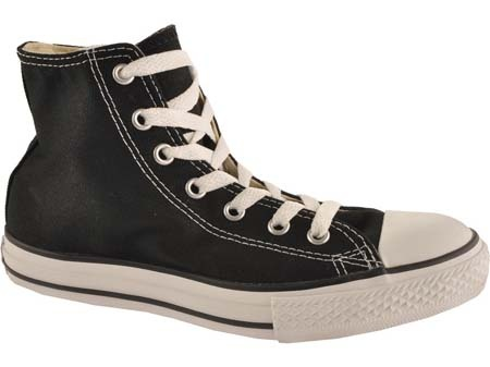 Converse Chuck Taylor All Star High Tops in Black - CLICK TO GET 20% OFF