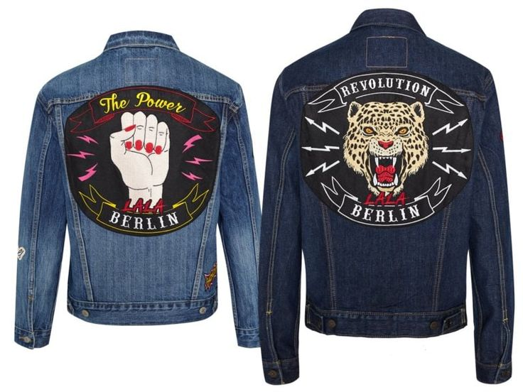 This is the new overpriced trend by Levi's x lala Berlin