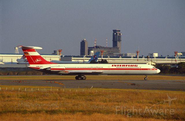 Photo of IFL Ilyushin Il-62 (DDRSET) ✈ FlightAware