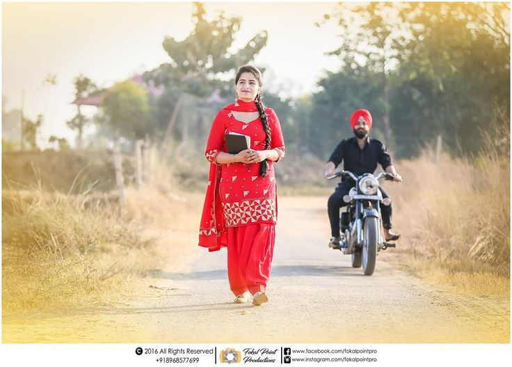Punjabi Couples by Fokal Point Productions