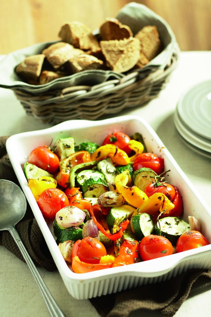 Gegrilde groenteschotel - HungryPeople