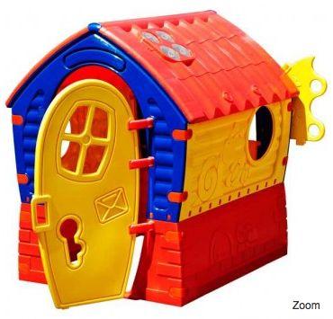 casita de plstico para nios de exterior o jardn modelo dream house de varios colores perfecta