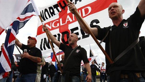 English defence league : en guerre contre l'Islam