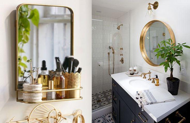 Deze gouden badkamer verdienen de hoofdprijs