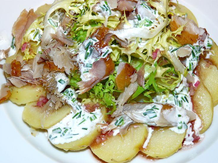 1000 images about pommes de terre en salade on pinterest potato salad new potato salads and. Black Bedroom Furniture Sets. Home Design Ideas
