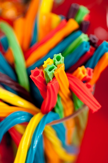 rainbow twizzlers (and more)