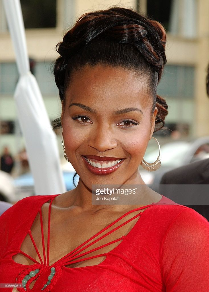 Nona Gaye during 'The Polar Express' Los Angeles Premiere - Arrivals at Grauman's Chinese in Hollywood, California, United States.