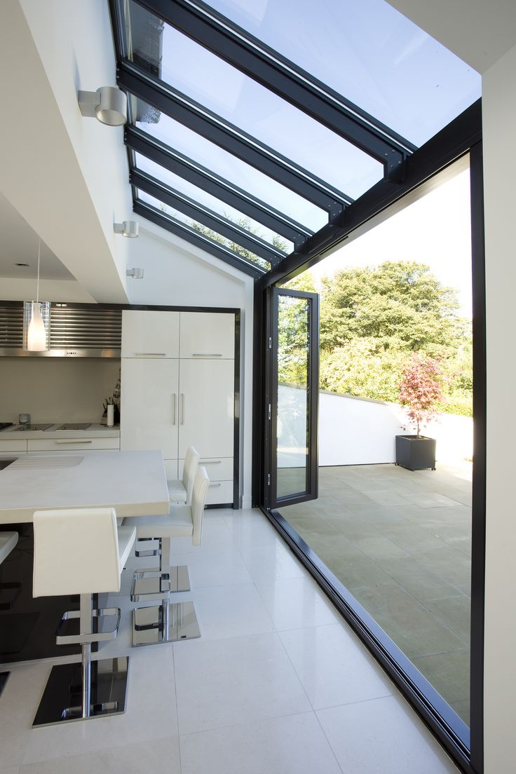 25 best ideas about glass roof extension on pinterest for Salon simple et beau