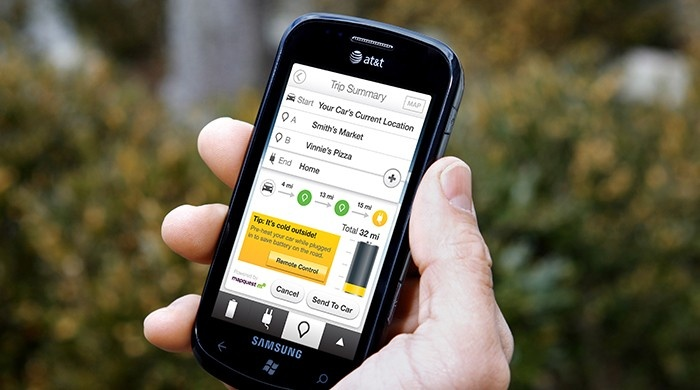 MyFord Mobile for Ford Motor Company | IDEO - USA | IxDA Interaction Awards  Winner: Optimizing
