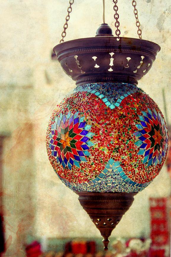 Lights, Decor, Ideas, Mosaics, Moroccan Style, Antiques Lamps, House, Lanterns, Hanging Lamps