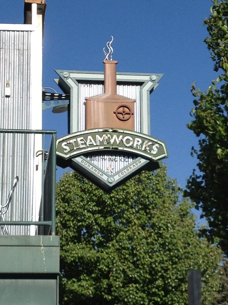 Steamworks Brewing Co., Durango, COUnique Places, Durango Eatery, Utah Life, Steamworks Brew