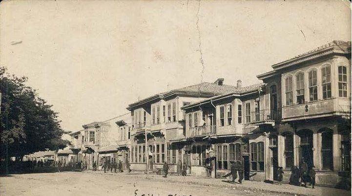 1921 Eskisehir Iki Eylul Caddesi