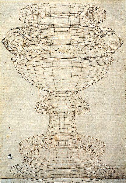 File:Paolo uccello, studio di vaso in prospettiva 02.jpg