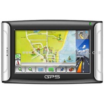 nawigacja samochodowa, GPS