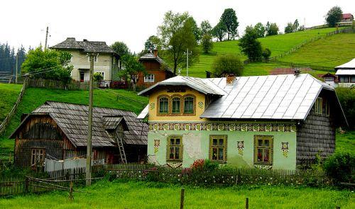 fairytale-europe: Ciocănești, Bucovina, Romania