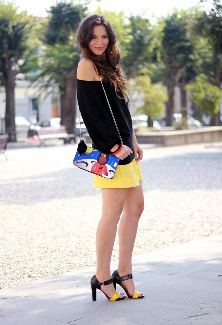 This bag is happiness!!  , Kipling en Bolsos, sarenza en Tacones / Plataformas, vintage parigi en Pantalones
