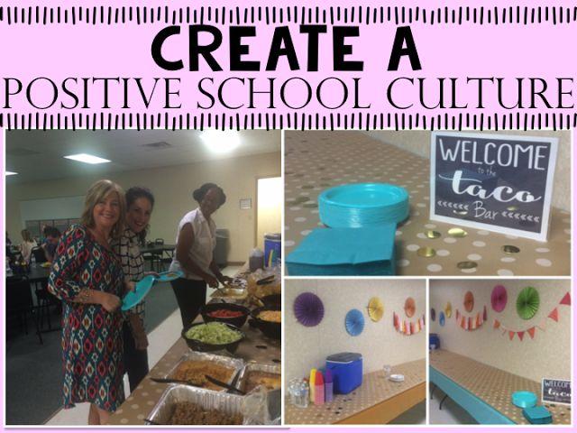 Principal Principles: A Positive School Culture: You Matter