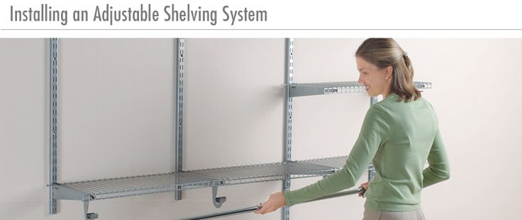 How To Install Rubbermaid Wire Shelves Rutrackerpop
