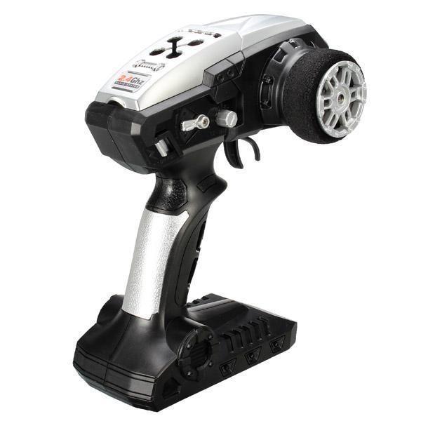 HG P401/P402/P601 RC Car Spare Parts 4CH 2.4G Transmitter HG-TX2  | eBay