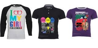 #LatestCollections of men #t-shirts at #99tshirts online store and get Flat 10% off using #FabPromoCodes #Coupons