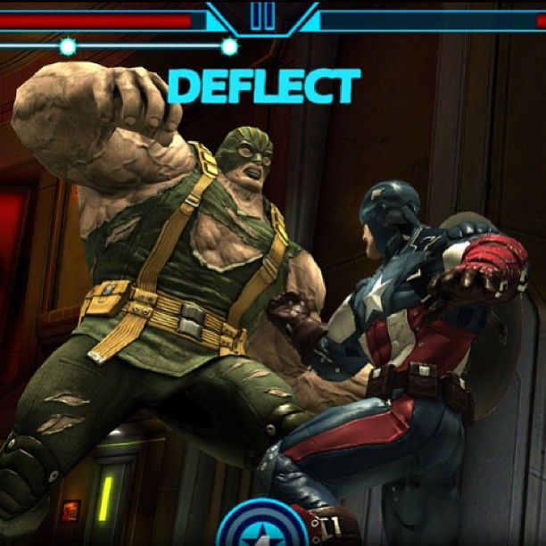 @apppipes photo: Join Captain America in Avengers Initiative #ios