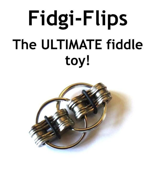 Sensory needs and an awesome fiddle toy #autism #asd