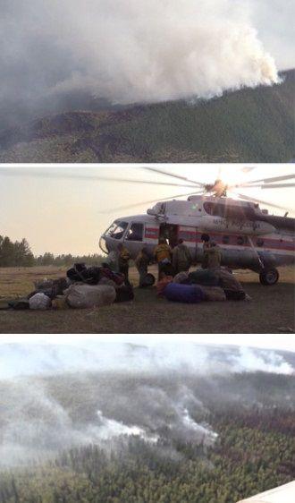 Bajkał w szponach pożaru. Ścierają się dwa żywioły. http://tvnmeteo.tvn24.pl/informacje-pogoda/swiat,27/bajkal-w-szponach-pozaru-scieraja-sie-dwa-zywioly,176862,1,0.html
