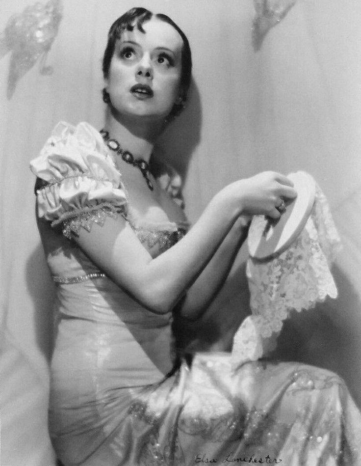Elsa Lanchester in The Bride of Frankenstein
