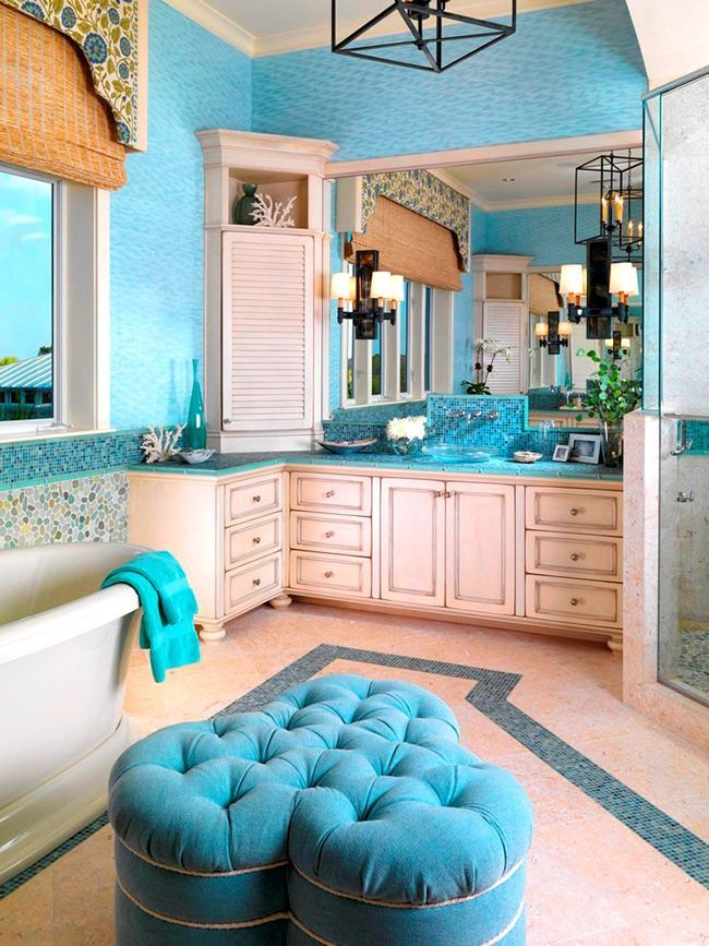 Bathroom cabinets how to combine practicality and aesthetics photo 17