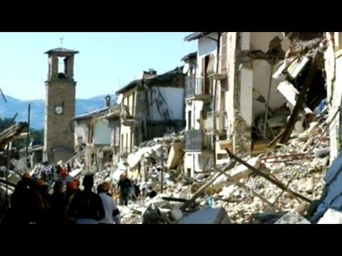 Amatrice Before During And After Earthquake Amatrice Prima