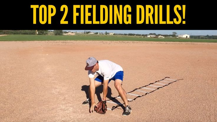 Top 2 Baseball Fielding Drills for Youth Players ...