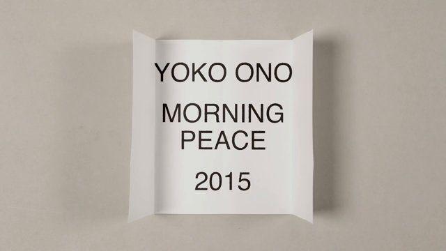 yoko ono instruction pieces