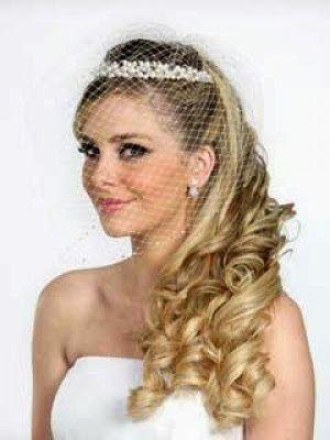peinados para quinceañeras modernos con tiara - Buscar con Google