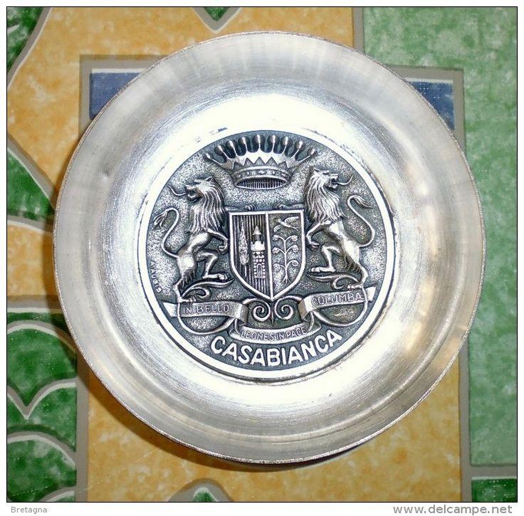 MARINE - COUPELLE COMMEMORATIVE SOUS MARIN CASABIANCA ( 1935-1952 )