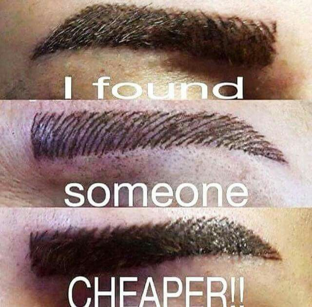 Pin by inkbox on Brows | Mircoblading eyebrows ...