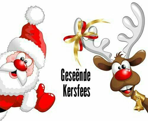 Geseënde Kersfees