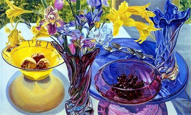 Janet Fish - 'Still Life' (19) Realism