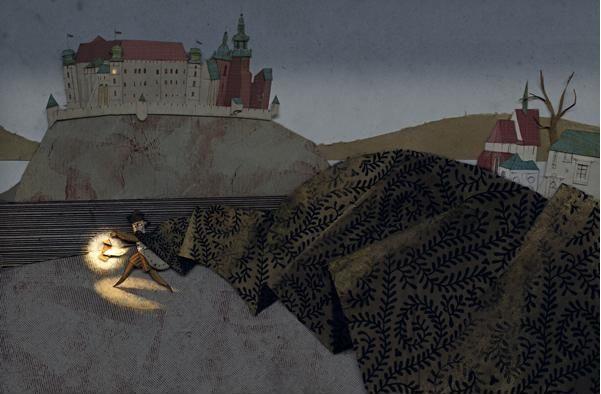 polska ilustracja dla dzieci: Piotr Socha zwyciężył w konkursie ilustratorskim - Legendy wawelskie