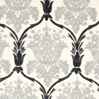 Ophelia Gray Fabric by the Yard