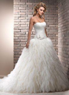 25 best vestido de noiva tomara que caia images on Pinterest ...
