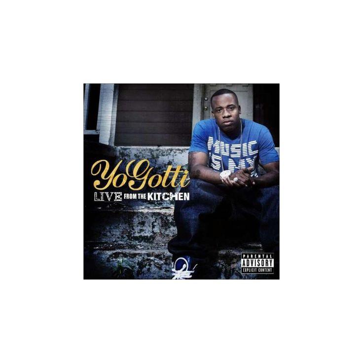 Yo Gotti - Live from the Kitchen [Explicit Lyrics] (CD)