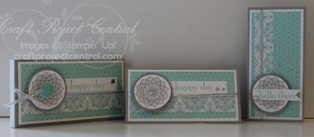 Happy Day Box & Cards -- March Bonus Project for Craft Project Central