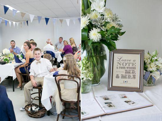 Lauren and Daniel's Nautical Inspired Wedding