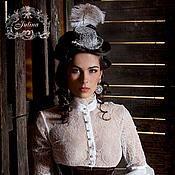 Женская блузка шелковый путь