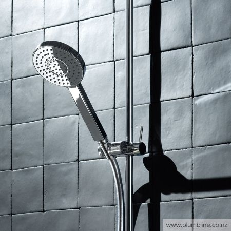 Mare Slide Shower With 105mm Handpiece - Shower Tapware - Bathroom