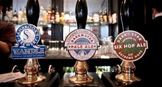 i migliori pub di Londra