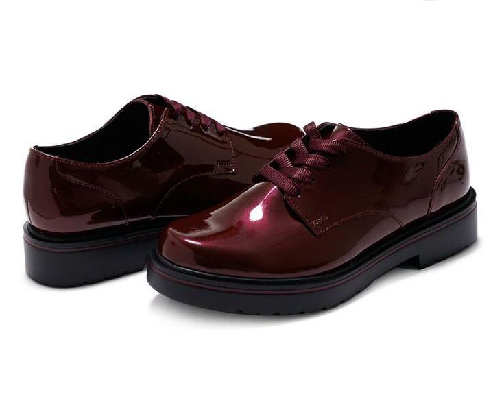 Encuentra Aqui Zapatos Marca Flexi Color Tinto Para Mujer Coppel Tiene Las Ul Check Mor Zapatos Zapato De Vestir Hombre Botas De Mujer Moda