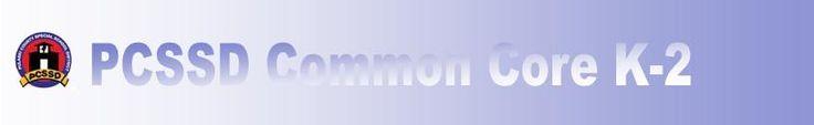 Common Core PCSSD