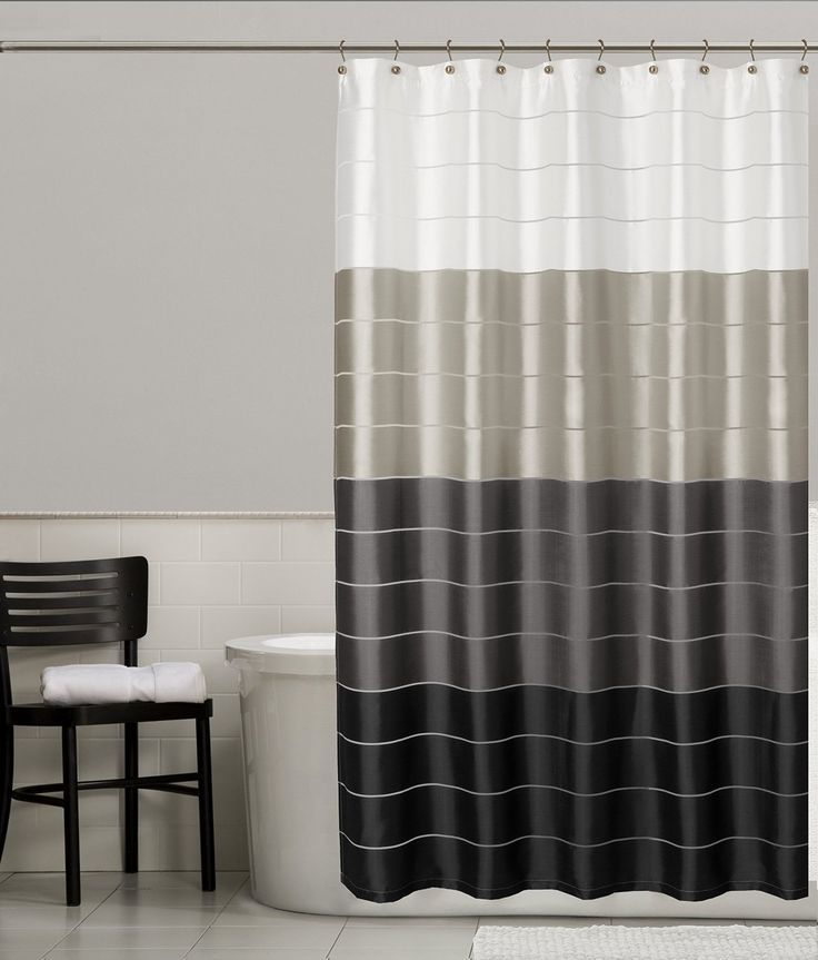 17 Best Gray Images On Pinterest Bathroom Curtains Bathroom Window Curtains And Shower