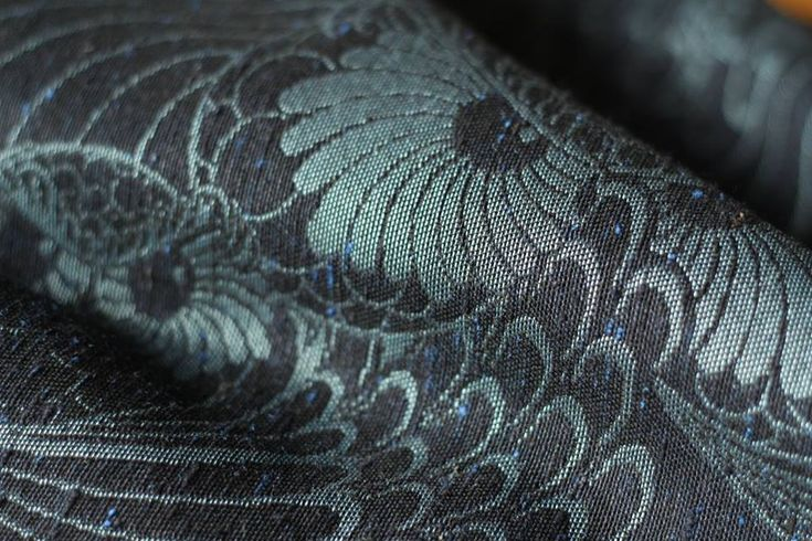 Linuschka Owls One Thousand and One Night Wrap (silk(mulberry silk, tussah)) Image